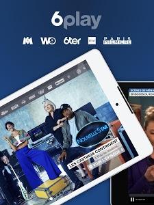 6play, TV en direct et replay 4.8.0 APK