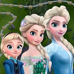 Download Download Disney Frozen Free Fall – Play Frozen Puzzle Games APK For Android 2021