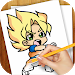 Download Learn To Draw Dragon Ball Z APK