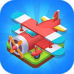 Download Merge Plane - Click & Idle Tycoon APK