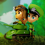 Cover Image of Download Rise 2 Glory : WW2 APK