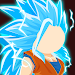 Stick Hero Fighter - Super Dragon Warriors