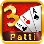 Cover Image of Download Teen Patti Gold - 3 Patti, Rummy, Poker & Cricket APK
