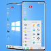Download Win 10 theme for computer launcher 2020 APK