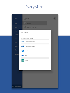 Download Microsoft Word: Write, Edit & Share Docs on the Go APK