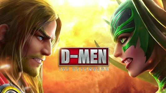 Download D-MEN:The Defenders APK