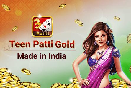 Download Teen Patti Gold - 3 Patti, Rummy, Poker & Cricket APK