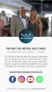 Download Rey de Reyes - FM 102.7 Mhz APK